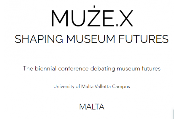 MUŻE.X SHAPING MUSEUM FUTURES