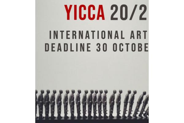 YICCA 20/21 - International Contest of Contemporary Art