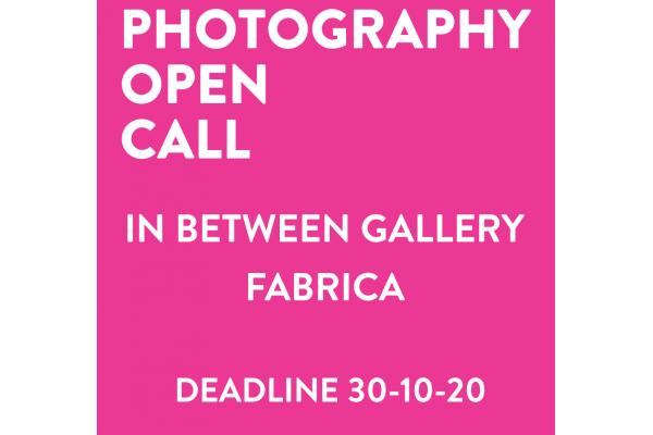 Fabrica: In Between Gallery Open Call