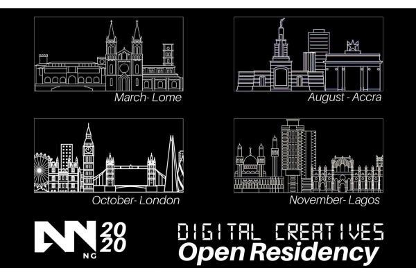Artnoise 2020 Open Residency