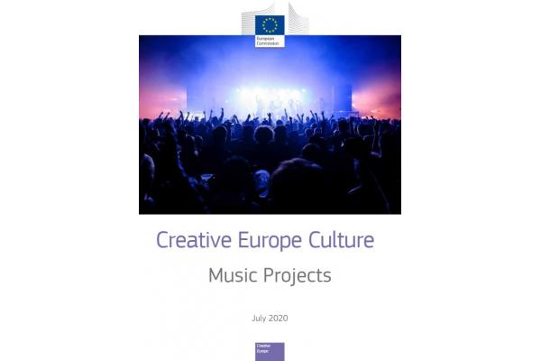 Creative Europe Culture music projects