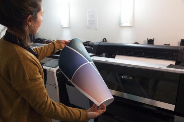 Digital Inkjet Printing