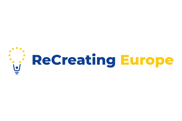 Fill the Survey of ReCreating Europe for the GLAM Sector