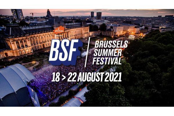 BRUSSELS SUMMER FESTIVAL 2021