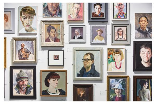 Royal Society of Portrait Painters - Annual Exhibition