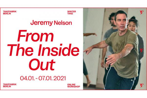 ONLINE WORKSHOP WITH JEREMY NELSON