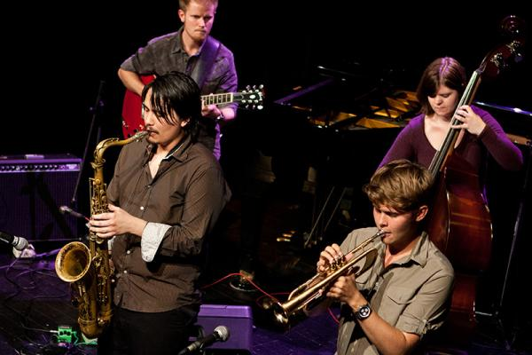 The 15th Bucharest International Jazz Competition