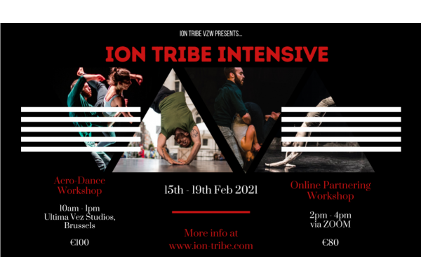 Ion Tribe Intensive 2021