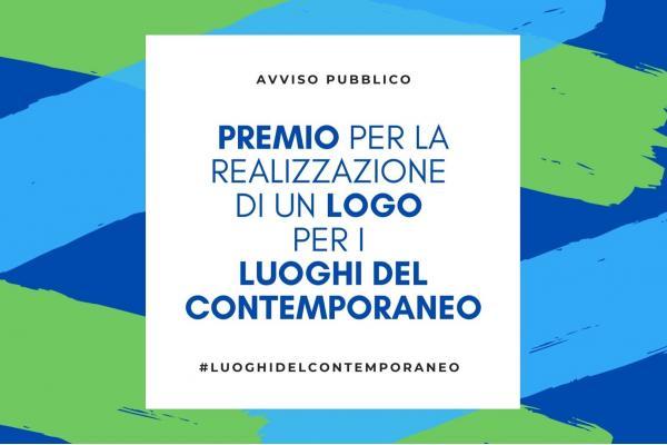 Premio per la realizzazione di un logo per i luoghi del contemporaneo