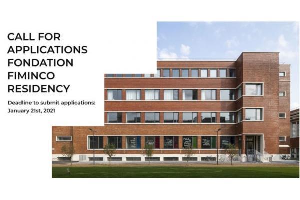 Open call: Fondation Fiminco Residency