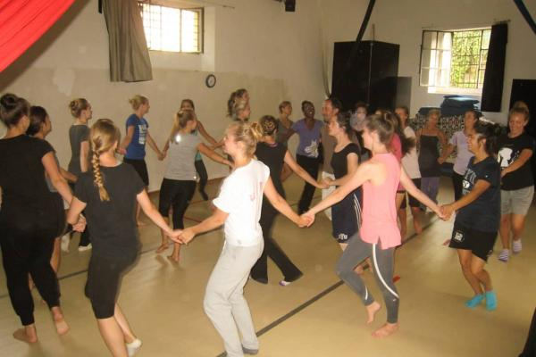 Historical Dance Workshop in Florence, Italy