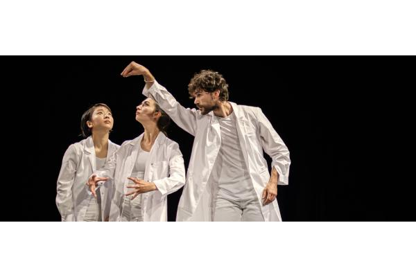 ResearchLab: a choreographic residency