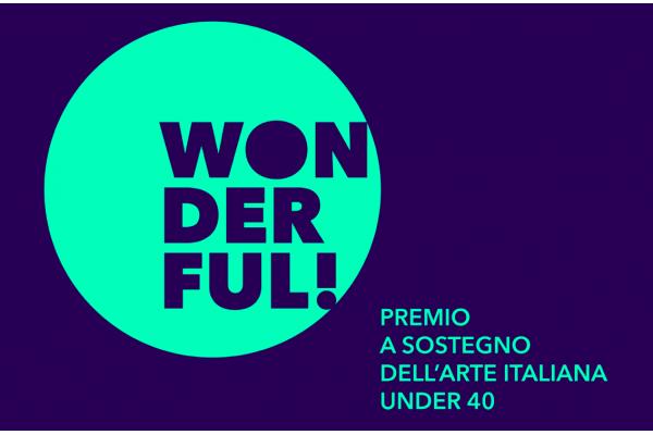 Premio a sostegno dell'arte Italiana under 40