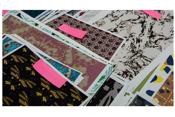 Fashion Textile Design: Trend Forecast, Painting and Printing
