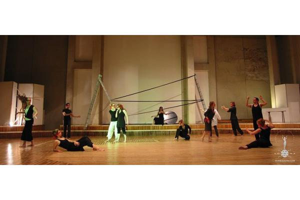 3-Week Physical Theatre & Directing Workshop