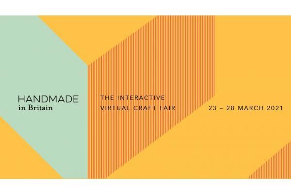 Handmade in Britain: Interactive Virtual Craft Fair