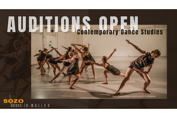 Auditions: SOZO visions in motion