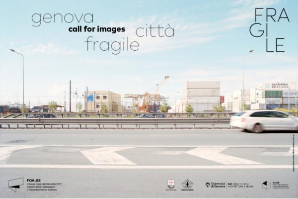 Genova Città Fragile – Call for Images