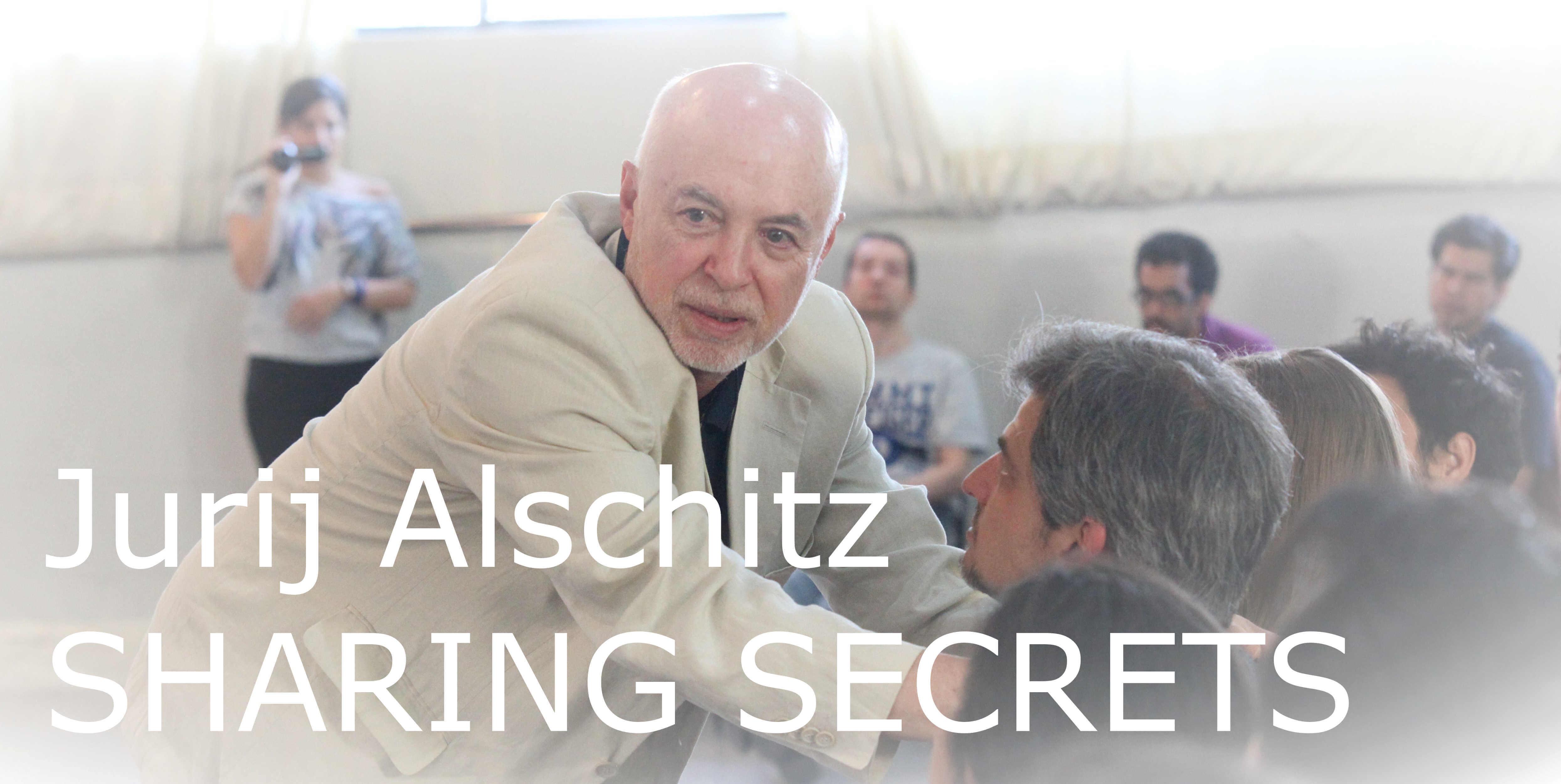 Sharing Secrets: Jurij Alschitz