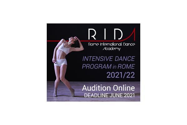 Intensive Dance Program ROME