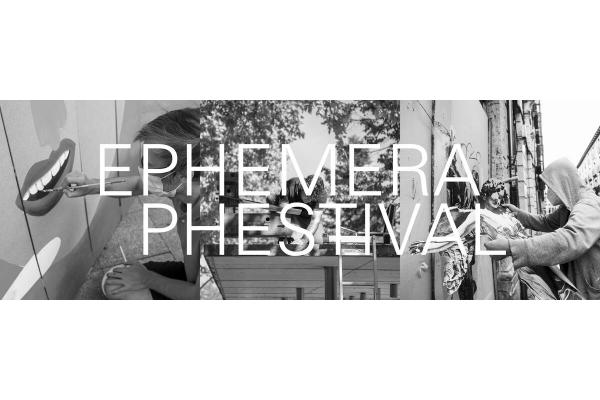 OPEN CALL  : EPHEMERA PHESTIVAL FOR CREART ARTISTS