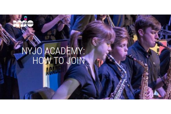Workshop: NYJO Academy