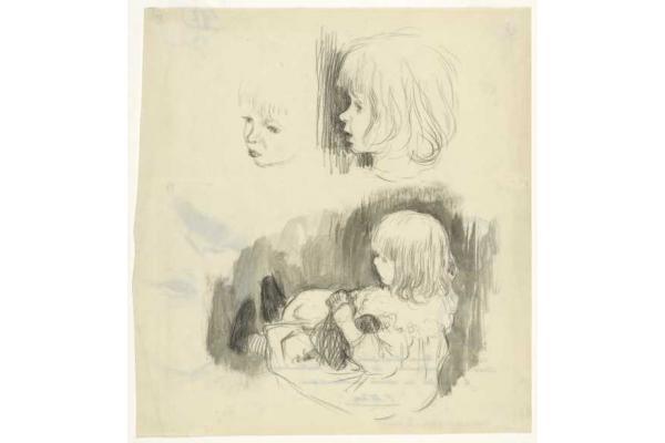 Henri Evenepoel Memories on paper Rotation
