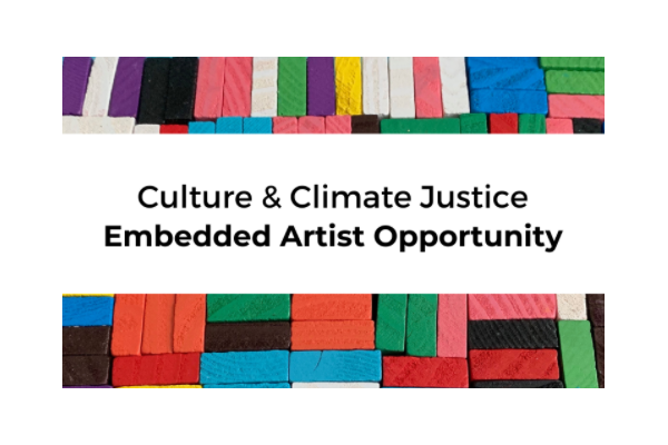 Embedded Artist Opportunity
