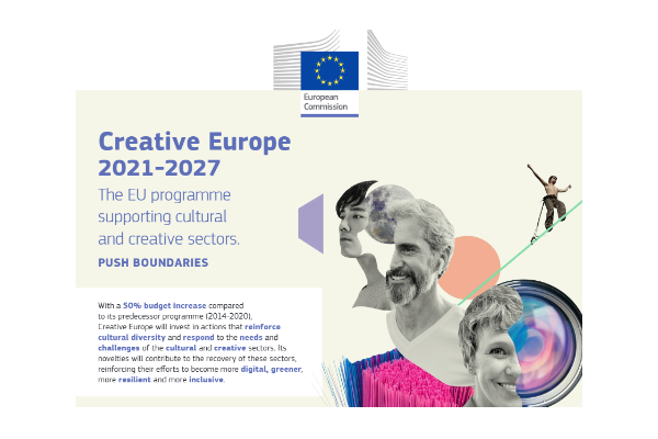 The EU programme supporting the cultural and creative sectors