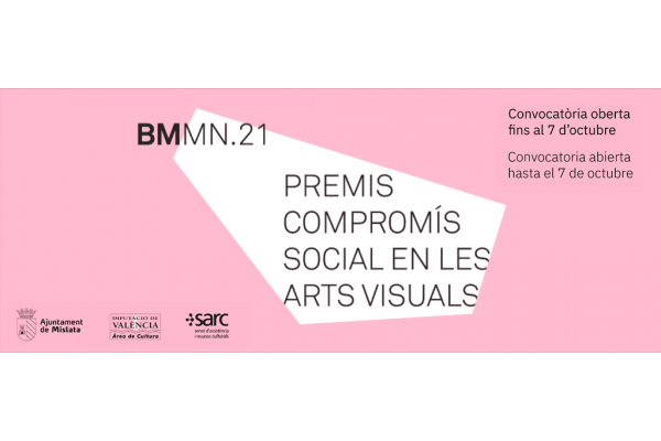 OPEN CALL: Social Commitment Awards in the Visual Arts.