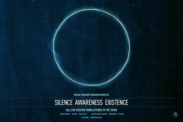 Silence Awareness Existence, Retreat residency in Finland, Winter 2022