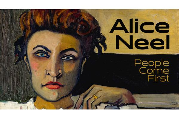 EXHIBITION: Alice Neel, People come first