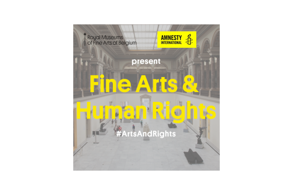 Fine Arts and Human Rights