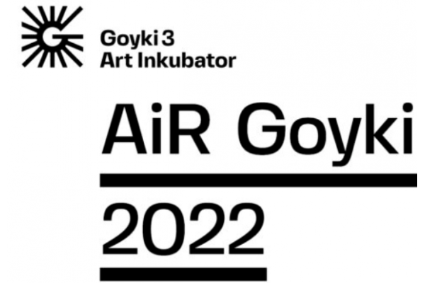 Open Call for AiR Goyki 3