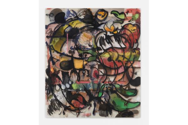 EXHIBITION: Jan-Ole Schiemann, Les fleurs du mal à la tête